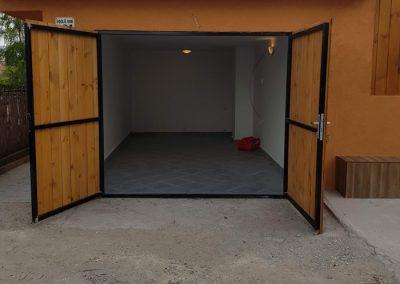 garázs felújítás