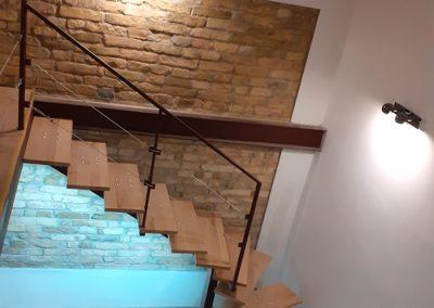 lépcső készítés