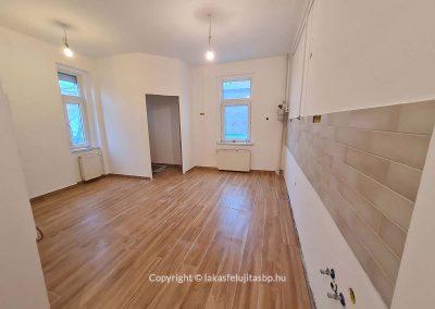 lakás felújítása